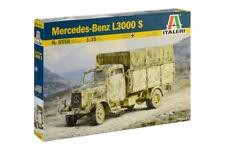 Italeri 1/35 Mercedes-Benz L3000 S # 6558