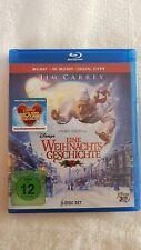Jim Carrey Eine Weihnachtsgeschichte 3d Blu-ray
