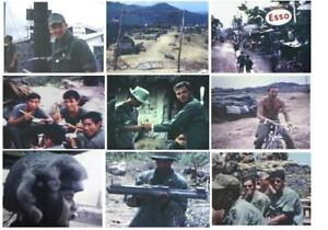 Vietnam War 173rd Abn Medic home movies DVD Medevac Huey Danang LZ English 1970