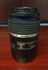 Tamron SP AF 90mm F/2.8 Di Macro Lens (272E) for Canon