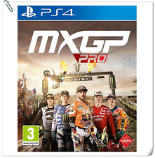 PS4 MXGP Pro Sony PlayStation PQube Racing Games