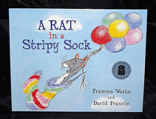 Mini Rat in A Stripy Sock by David Francis (Paperback, 2016)