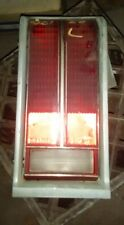 1981 olds omega drivers side tail light