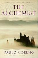The Alchemist by Paulo Coelho Paperback