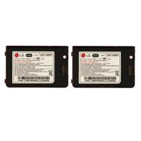 KIT 2x LG LGLP-AHMM 950 mAh Replacement Battery for Env 3 VX9200