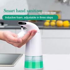 Dispensador de jabón automático Touchless Manos Libres Sensor Infrarrojo Líquido Baño de lavado a mano