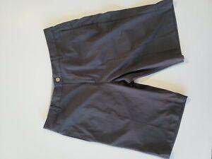 PUMA Jackpot Golf Shorts10 Inch Inseam Black Size 34