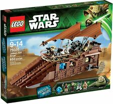 LEGO 75020 Star Wars Jabba's Sail Barge - BRAND NEW SEALED