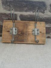 Coat Hooks Rustic Vintage Hand Made