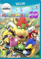 Mario Party 10 | Wii U | Excellent & Fast Dispatch