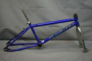 DYNO GT VFR BMX 1995 Frame Set Mid-School Retro Aggressive Trick Steel Charity!!