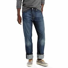 """Men Levi's 514 Straight Leg Jeans Size 26"""" X 32"""" Zip Fly NWT IN BAG $59.50"""