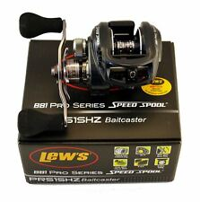 LEW'S BB1 PRO SERIES PRS1SHZ 7.1:1 RIGHT HAND BAITCAST REEL