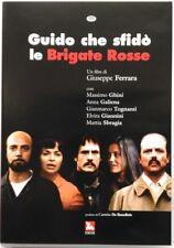 Dvd Guido che sfidò le Brigate Rosse di Giuseppe Ferrara 2007 Usato