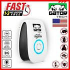 Ultrasonic Pest Insect Rodent Repeller Electronic Plug-In Mice Rat Cockroach Bug photo
