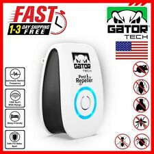 Ultrasonic Pest Insect Rodent Repeller Electronic Plug-In Mice Rat Cockroach Bug