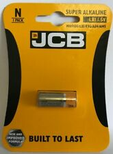 JCB SINGLE PACK N/LR1/MN9100/E90/A34/AM5 1.5V SUPER ALKALINE BATTERY