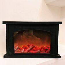 Fireplace Lantern Flameless Charcoal Led Portable