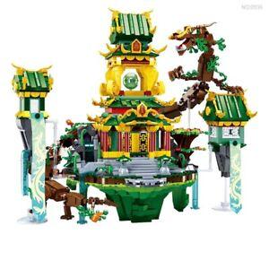 2200pcs Kids Building Toys Blocks   Chinese House Sluban B0936 no box