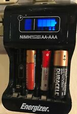 Energizer CHP42 NiMH AA/AAA Smart Battery Charger