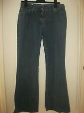 LADIES UNITED COLORS OF BENETTON DENIM JEANS. Size 46 (UK 14).