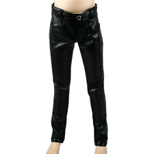 [wamami] 77# Pelle Nera Pantaloni/Pants SD DOD BJD DOLLFIE 1/3
