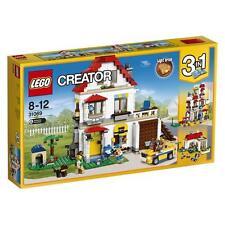 LEGO edificios caja