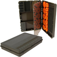 NGT DYNAMIC CARP FISHING TACKLE BOX RIG STORAGE SYSTEM FOR TERMINAL TACKLE