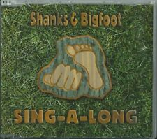 SHANKS & BIGFOOT - SING-A-LONG 2000 EU CD REMIXES BY JUNKIE XL, THE WIDEBOYS