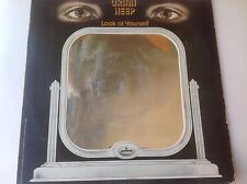 Uriah Heep Look At Yourself Mercury SRM 1 614 Stereo Vinyl Record LP