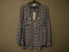Capture shirt blouse size 12 NWT