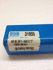"SGS - SER 3EL TI - Namite ""C"" Coated End Mill 31955"