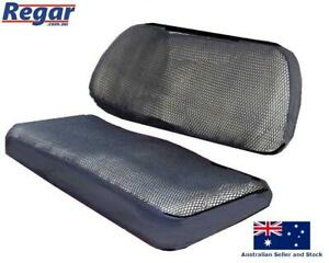 3D Mesh Golf Cart Seat Covers for Club Car, EZGO and Yamaha