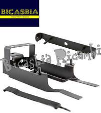 8595 - SUPPORTO STAFFA PORTA BATTERIA VESPA 160 GS - 180 200 RALLY - 180 SS