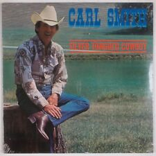 CARL SMITH: Silver Tongued Cowboy SEALED '78 Country Vinyl LP