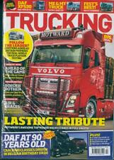 TRUCKING MAGAZINE ISSUE JULY 2018 ~ NEW