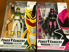 Power Rangers Lighting Collection Lord Drakkon and Ranger Slayer Action Figures