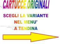 Cartucce ORIGINALE HP 301 * Nero Colore XL ** CH561E CH562E CH563E CH564E **
