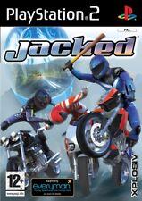 Jacked for Playstation 2 (2005 , PAL)(Ex-Rental)