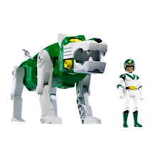 VOLTRON Defender of the Universe_GREEN LION and PIDGE_Exclusive Limited Edition