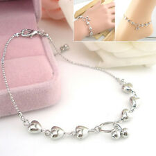 Luxury Shiny Alloy Anklet / Bracelet