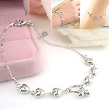 Luxury Shiny Alloy Anklet / Bracelet