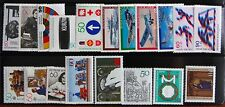 Germany Complete Year 1979 Stamp Set Mint Never Hinged MNH German Stamps