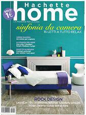 HACHETTE HOME - N.2 - FEB. 2012 - ROCK DESIGN - LETTO RELAX - VERDE MALESIA