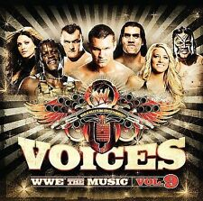WWE: The Music, Vol. 9: Voices [PA] by Various Artists (CD, 2009)