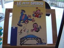 PETIT SPIROU MES MEILLEURES HISTOIRES EN JAUNE 2 TOME JANRY PUBLICITAIRE SHELL