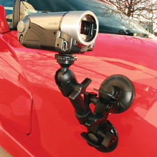 Delkin Fat Gecko Camera Double Suction Cup Action Mount Support - UK