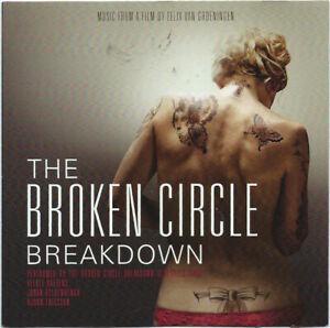 BROKEN CIRCLE BREAKDOWN UNIVERSAL RECORDS VINYLE NEUF NEW VINYL LP REISSUE RED