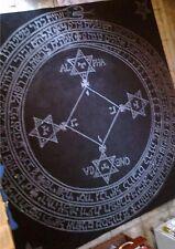 Goetia Carpet Magical Circle of King Solomon - High Magick