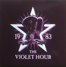 Sisters of Mercy - Violet Hour Ltd Ed 50 - 180g Clear Vinyl - Super RARE 2LPs